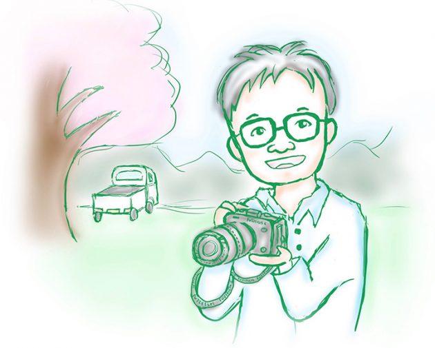 風景写真家