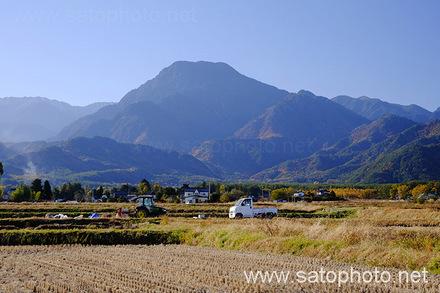 信州の風景写真